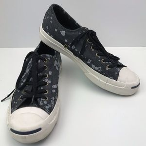 Converse Jack Purcell Canvas Low Tops Unisex
